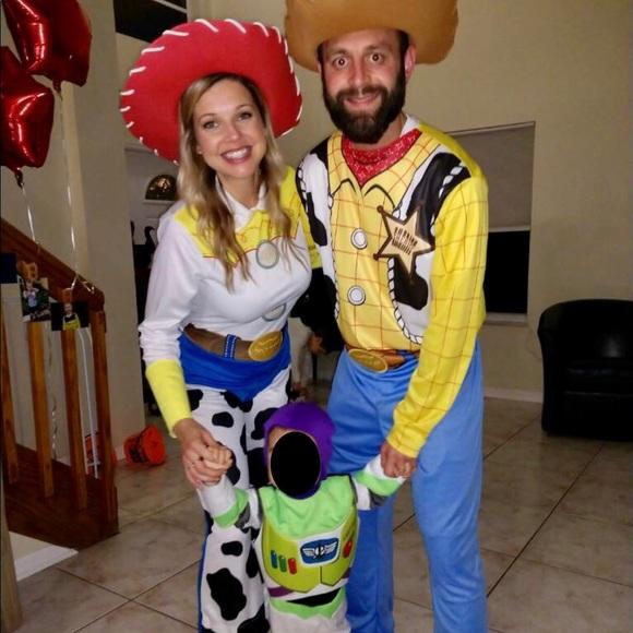 Jessie Toy Story Halloween Costume